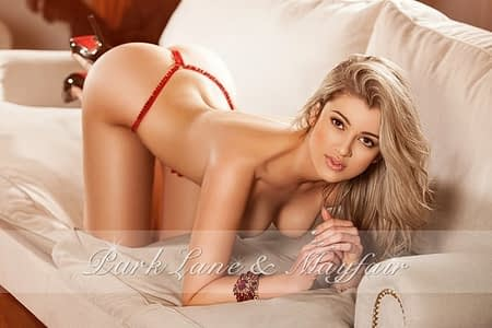 Cleo is one of our top Mayfair selection escorts